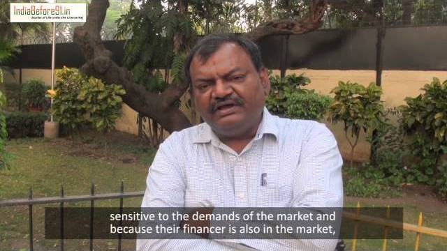 Gyanendra Bartaria   Experiences Under the License Raj
