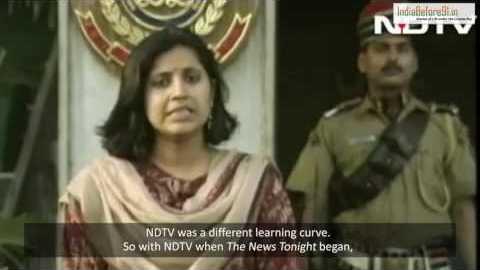 'The News Tonight': Working with Doordarshan: Maya Mirchandani